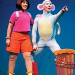 Dora & Boots- Dora the Explorer Live
