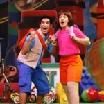 Dora & Diego- Dora the Explorer Live
